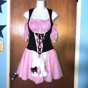 Leg Avenue Little Miss Muffet Costume